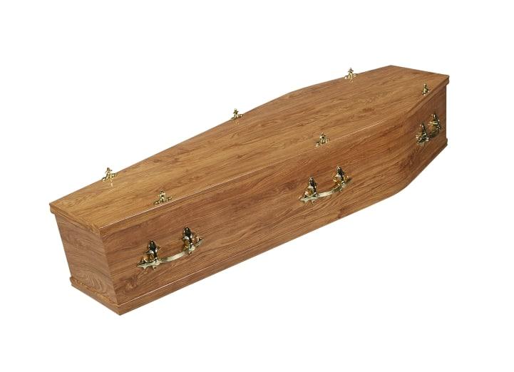 Coffin - The Tutbury