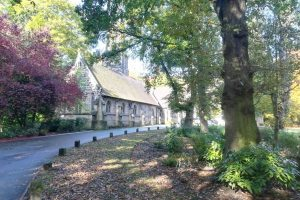 Lawnswood Crematorium Chapel Leeds