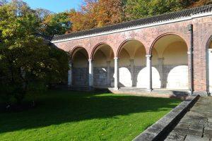 Lawnswood Crematorium Columbarium Leeds