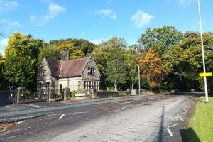 Lawnswood Crematorium Lodge Leeds